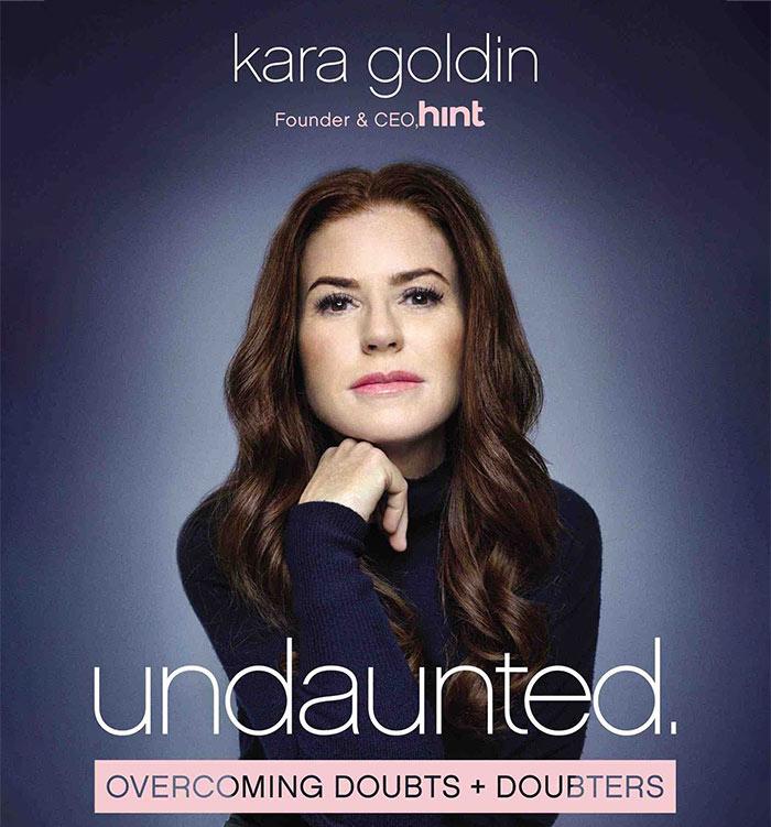 kara golding undaunted audio book