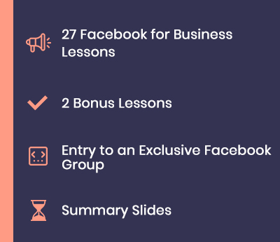facebook for business course